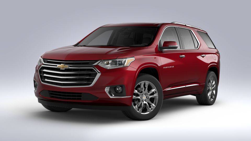 2021 Chevrolet Traverse Vehicle Photo in Boonville, IN 47601