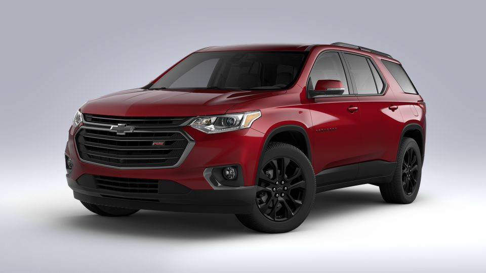 2021 Chevrolet Traverse Vehicle Photo in West Harrison, IN 47060