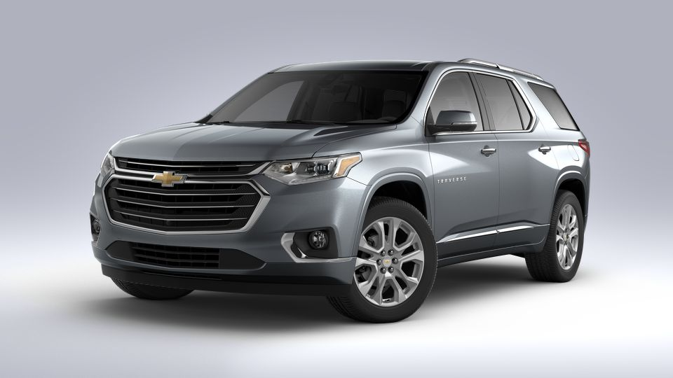 2021 Chevrolet Traverse Vehicle Photo in Puyallup, WA 98371