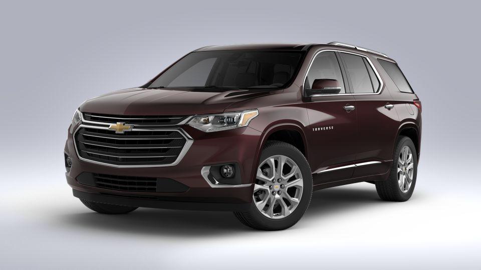 2021 Chevrolet Traverse Vehicle Photo in Casper, WY 82609