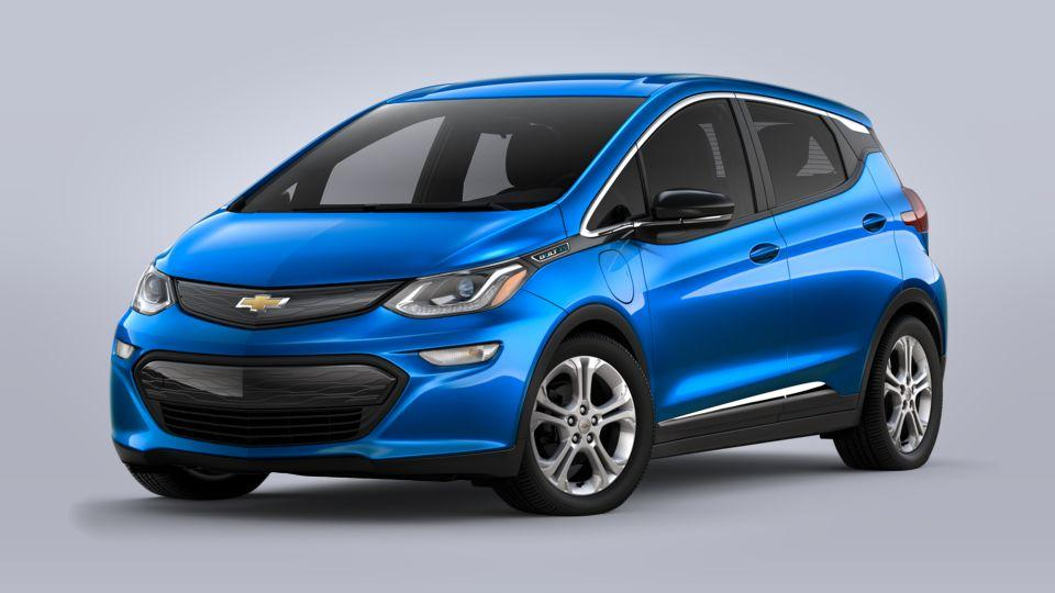2021 Chevrolet Bolt EV Vehicle Photo in Spokane, WA 99207