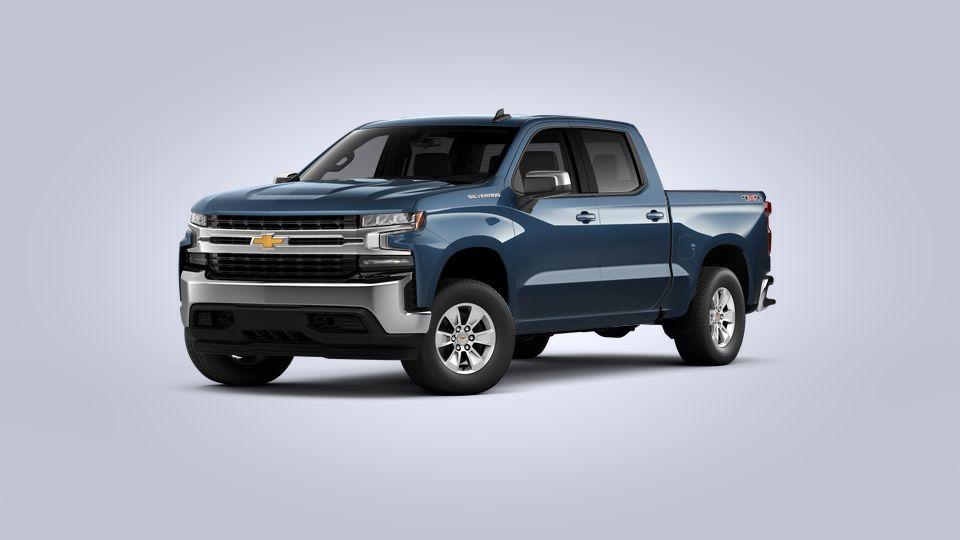 2021 Chevrolet Silverado 1500 Vehicle Photo in Baraboo, WI 53913