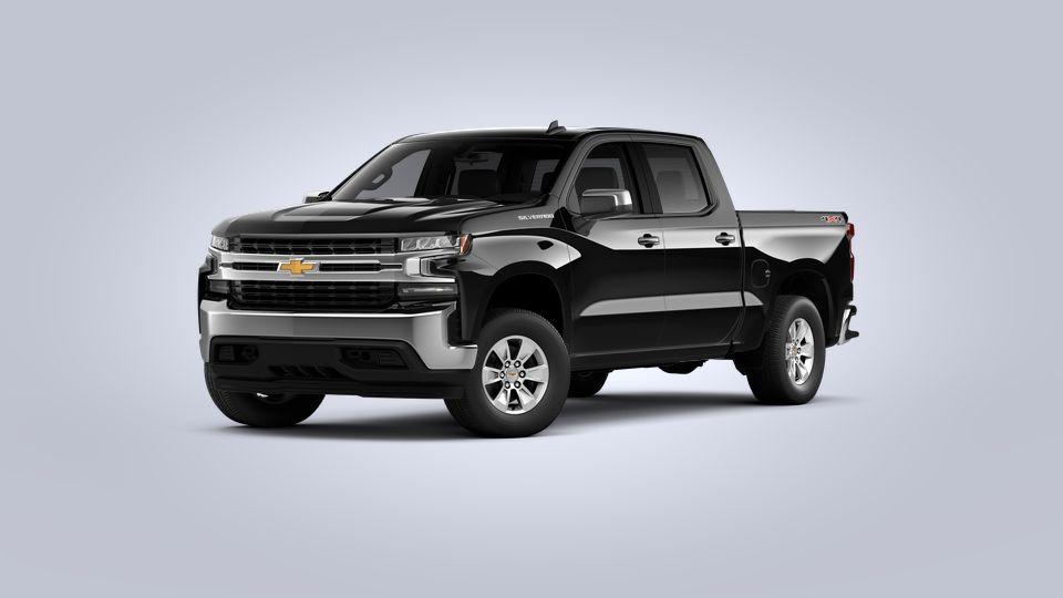2021 Chevrolet Silverado 1500 Vehicle Photo in DETROIT, MI 48207-4102