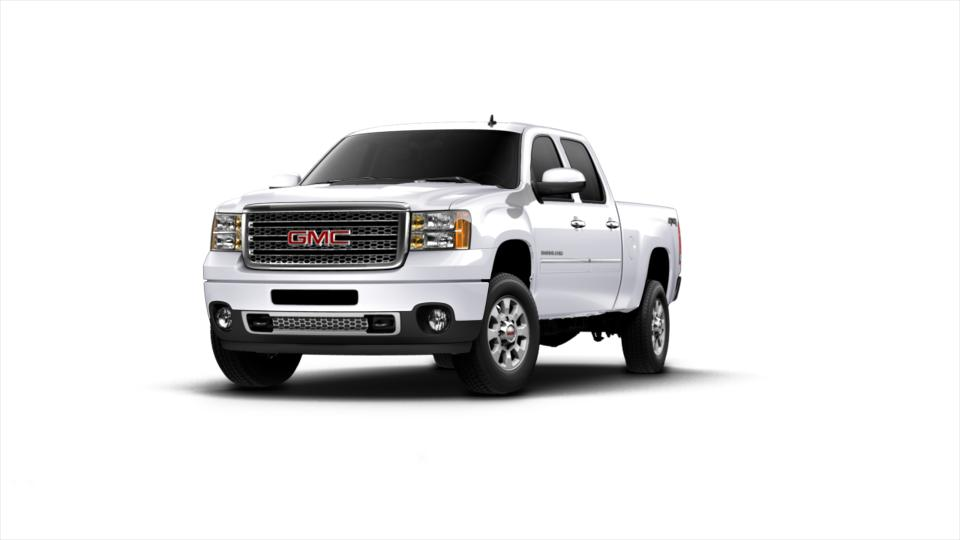 2012 GMC Sierra 2500HD Vehicle Photo in Portland, OR 97225
