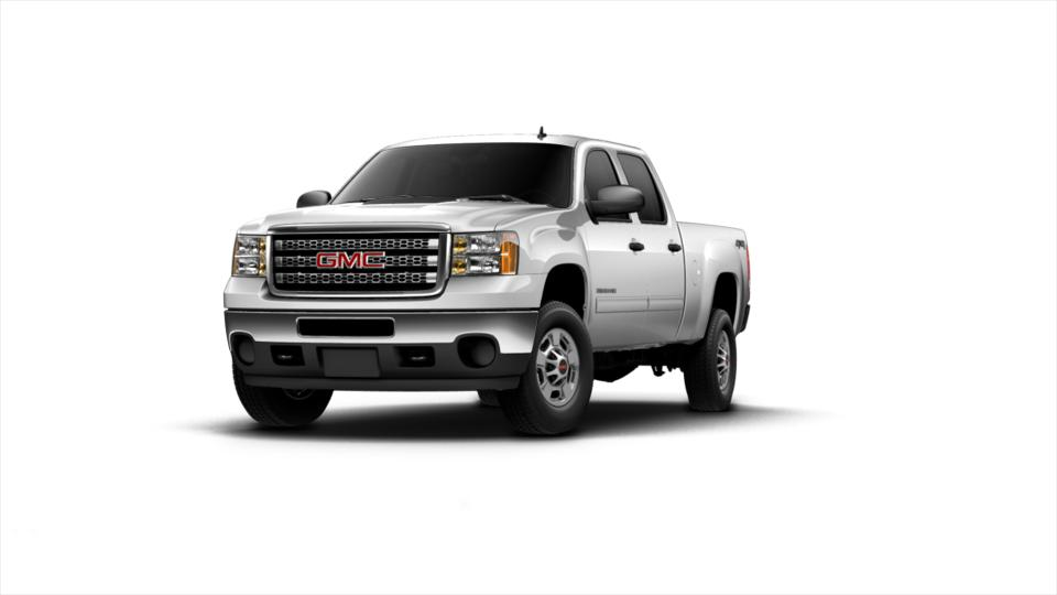 2012 GMC Sierra 2500HD Vehicle Photo in Danbury, CT 06810