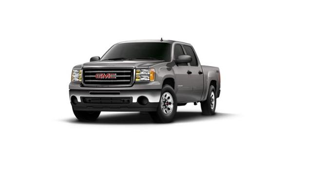 Pre-Owned 2013 GMC Sierra 1500 Crew Cab Short Box 4