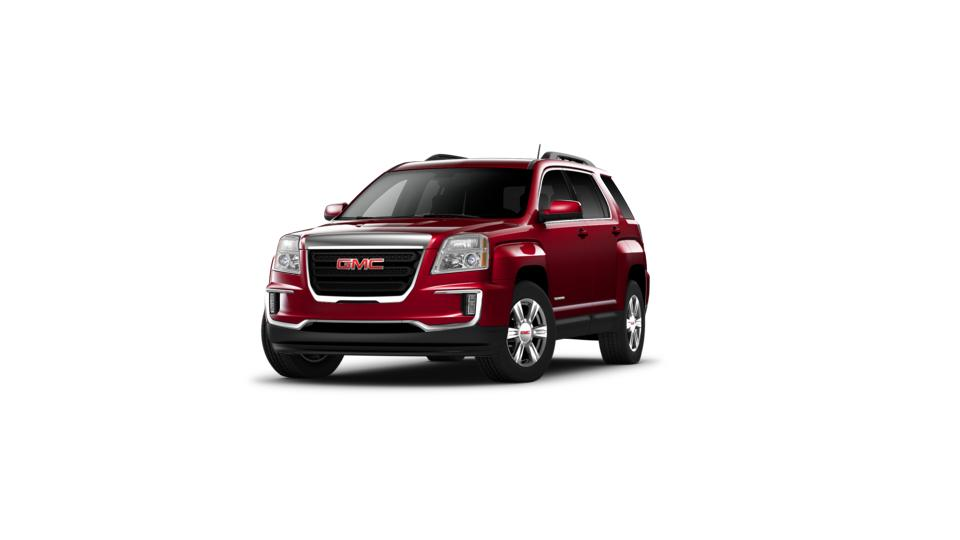 2016 GMC Terrain Vehicle Photo in Johnston, RI 02919