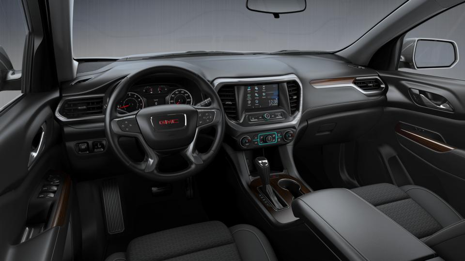 Buick Accessories Springfield >> North Springfield Sparkling Silver 2017 GMC Acadia: New Suv for Sale - ST17115