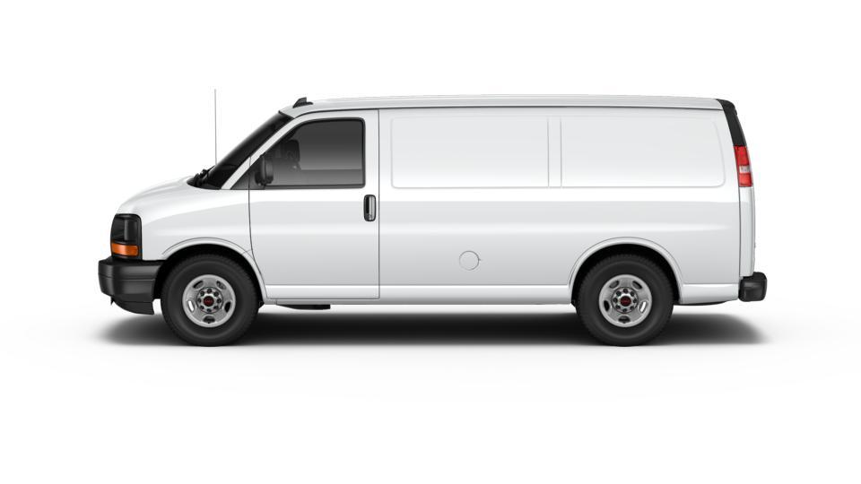 New 2017 White Gmc Savana Cargo Van For Sale In Glenwood