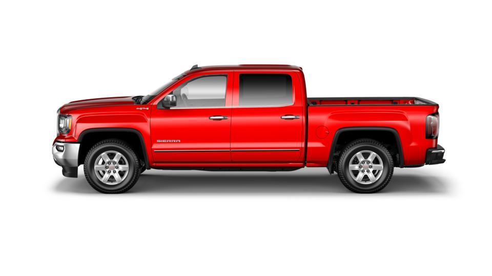 Huntsville Gmc Accessories >> Albertville Cardinal Red 2017 GMC Sierra 1500: Used Truck for Sale - JG1417A