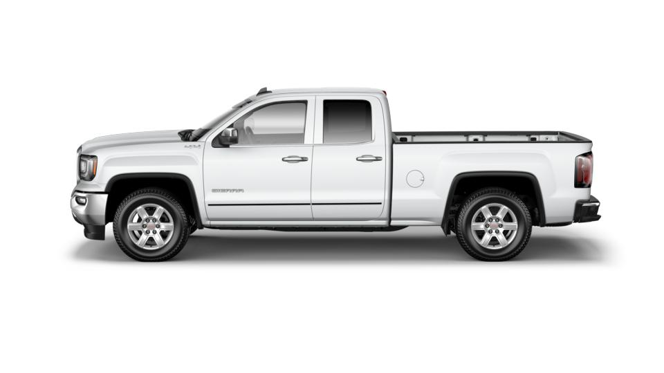 new 2017 summit white gmc sierra 1500 double cab standard box 4 wheel drive slt for sale in. Black Bedroom Furniture Sets. Home Design Ideas