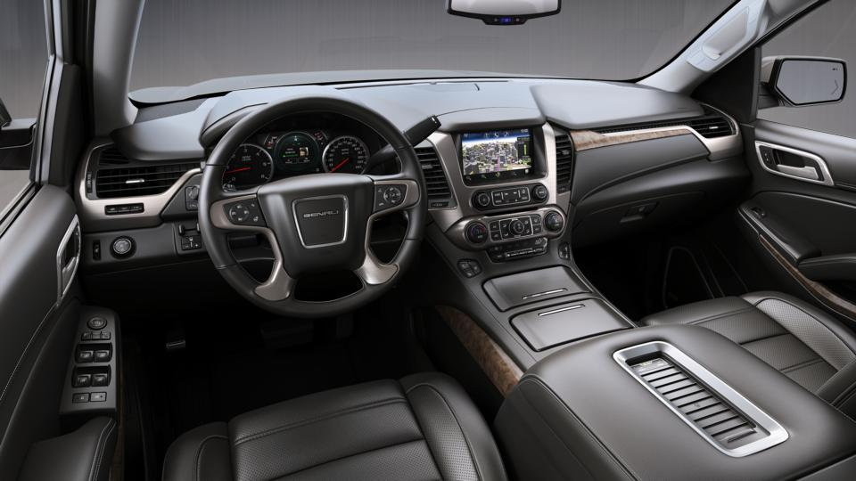 new 2017 sparkling silver metallic gmc yukon 2wd 4dr denali for sale near houston. Black Bedroom Furniture Sets. Home Design Ideas