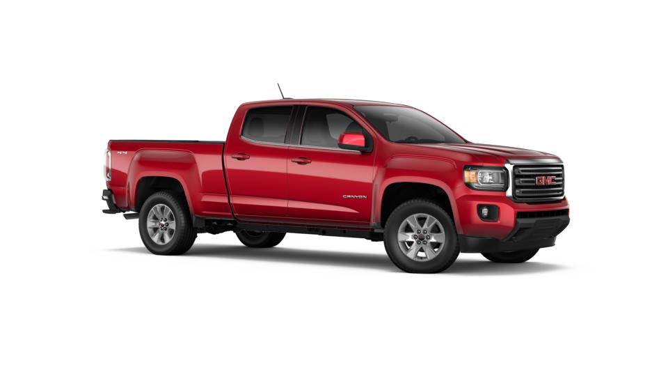 Used 2017 GMC Canyon Crew Cab Long Box 4-Wheel Drive SLE for Sale in Winchester KY | Near ...