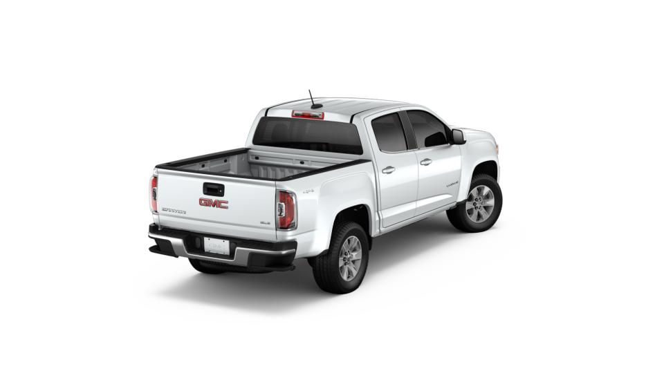 new truck 2017 summit white gmc canyon 4wd sle for sale in nc 1gtg6cen0h1262061. Black Bedroom Furniture Sets. Home Design Ideas