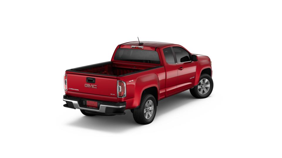 Test Drive A new GMC Canyon In Red Quartz Tintcoat At ...
