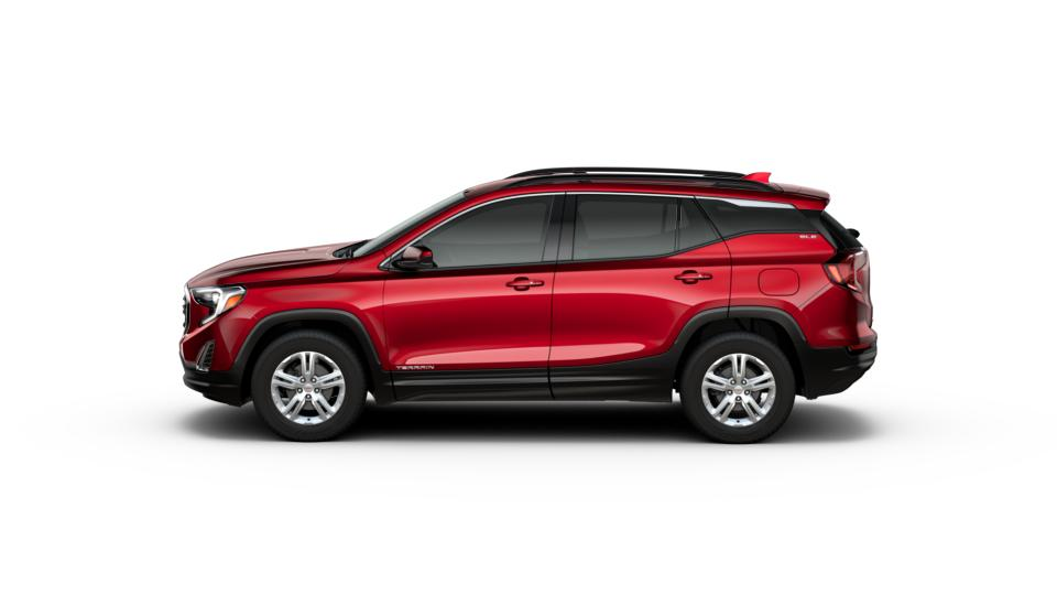 2018 GMC Terrain for sale at Dean Myers Chevrolet Buick ...