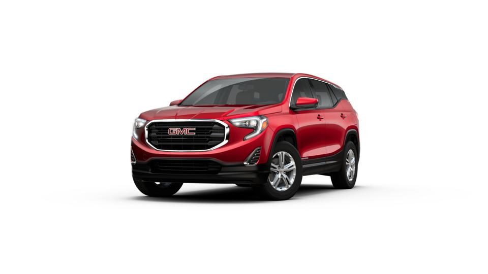 2018 GMC Terrain Vehicle Photo in Oakdale, CA 95361