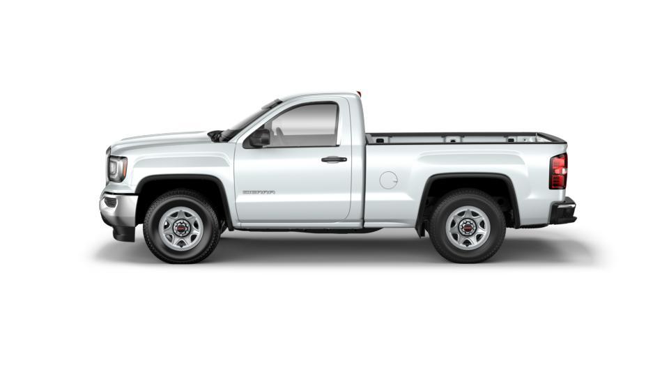 new 2018 summit white gmc sierra 1500 regular cab standard box 2 wheel drive for sale near. Black Bedroom Furniture Sets. Home Design Ideas