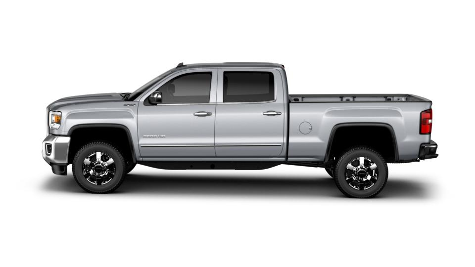 New 2018 Quicksilver Metallic Gmc Sierra 2500hd Crew Cab