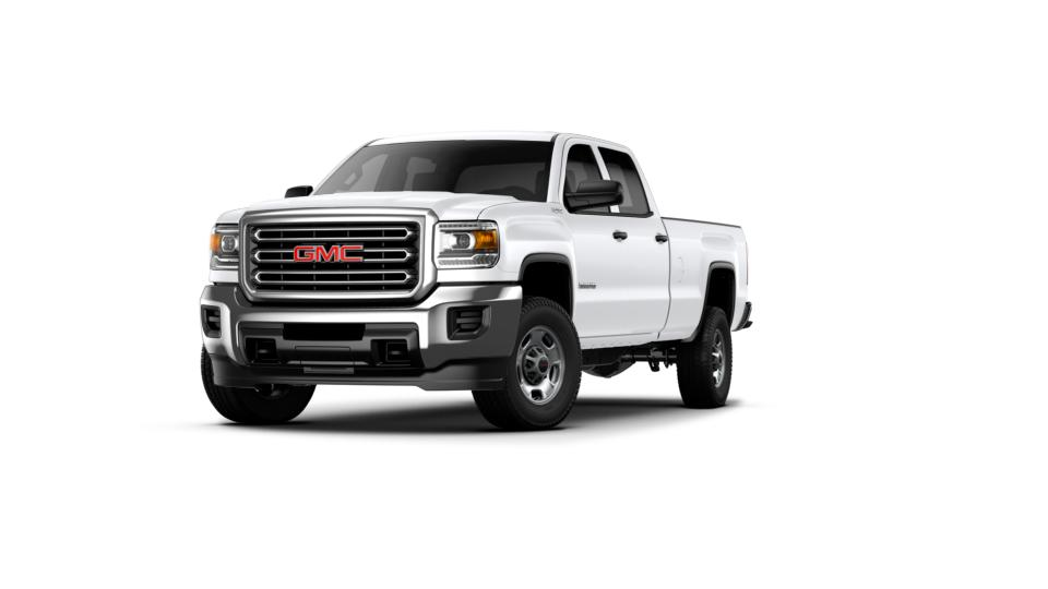 2018  Sierra 2500HD Crew Cab Long Box 4-Wheel Drive
