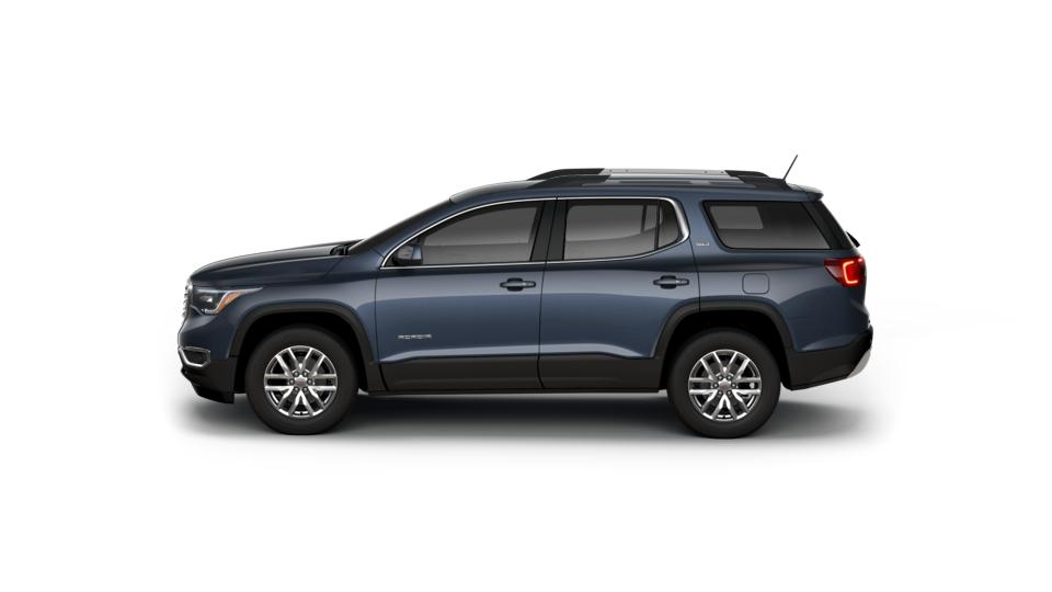 2018 blue steel metallic fwd slt 1 gmc acadia for sale in for Bayer motor co comanche tx