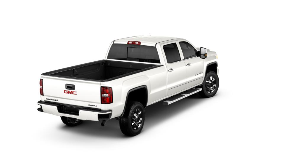 2018 Gmc Sierra 3500hd Crew Cab Long Box 4 Wheel Drive