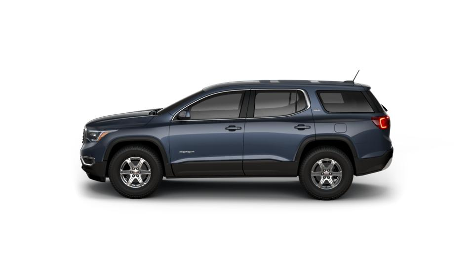 New 2018 Blue Steel Metallic Gmc Acadia Awd Sle 1 For Sale