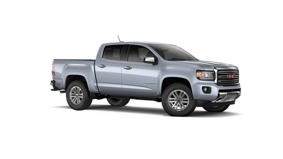 New Steel Metallic 2018 Gmc Canyon Crew Cab Short Box 2
