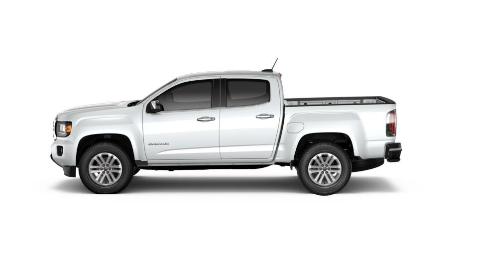 New Summit White 2018 Gmc Canyon Crew Cab Short Box 2 Wheel Drive Slt For Sale Columbia Sc