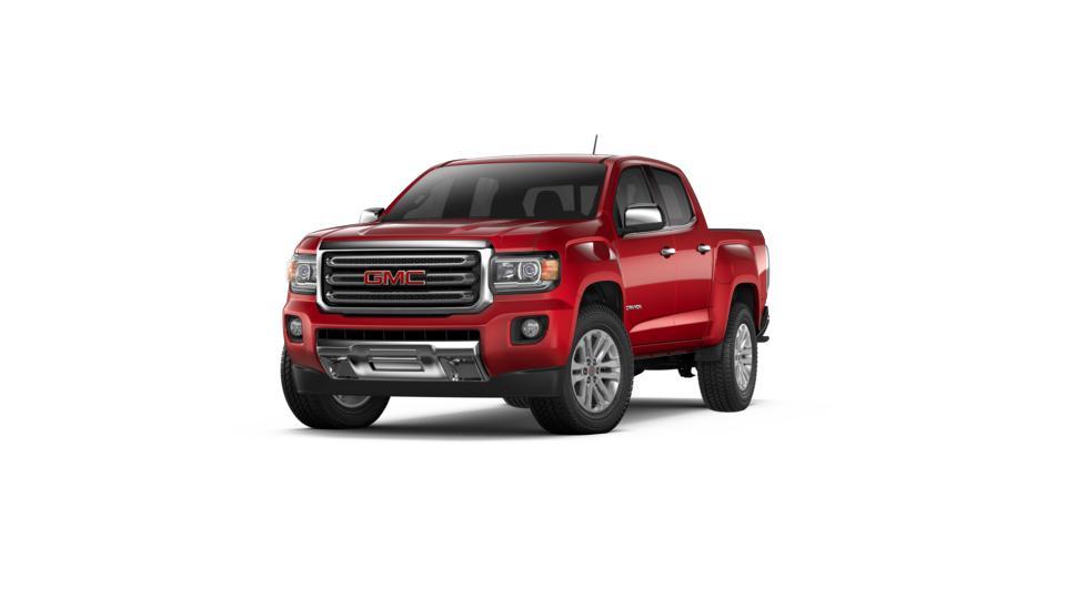 Houston Red Quartz Tintcoat 2018 Gmc Canyon New Truck For