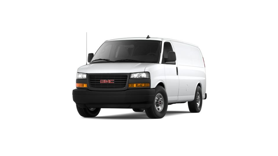 2019 GMC Savana Cargo Van Vehicle Photo in Selma, TX 78154
