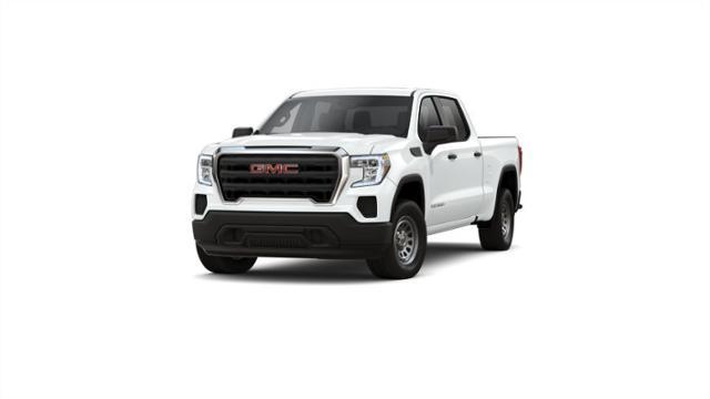 Gmc Columbia Sc >> Summit White 2019 Gmc Sierra 1500 New Truck For Sale In