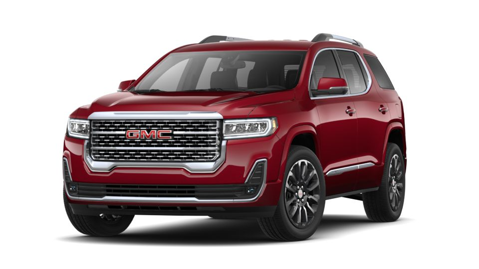 Virginia Beach Red Quartz Tintcoat 2020 Gmc Acadia New Suv For