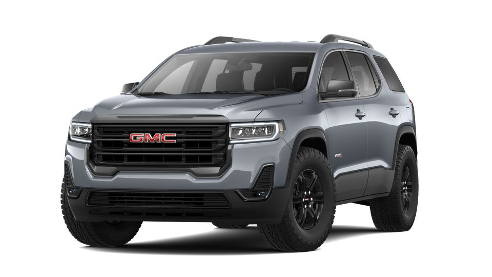New Satin Steel Metallic 2020 Gmc Acadia For Sale In St Louis At
