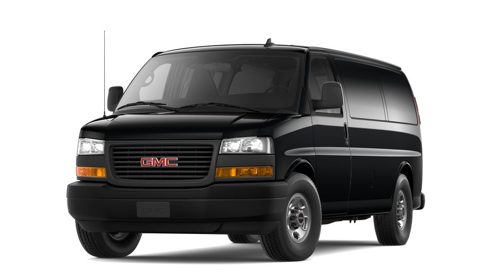 2020 GMC Savana Cargo Van Vehicle Photo in Puyallup, WA 98371