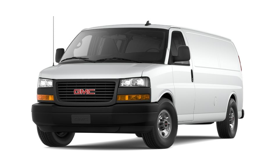 2020 GMC Savana Cargo Van Vehicle Photo in Burlington, WI 53105