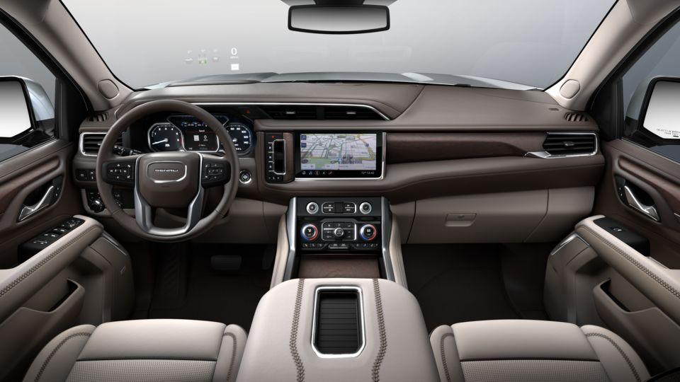 new 2021 white frost tricoat gmc yukon for sale in st