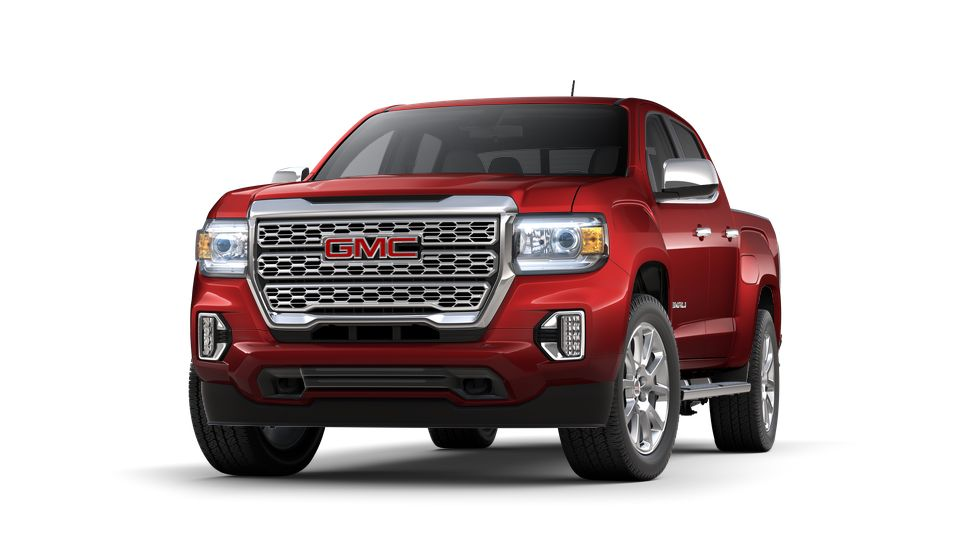 2021 GMC Canyon Vehicle Photo in Painesville, OH 44077