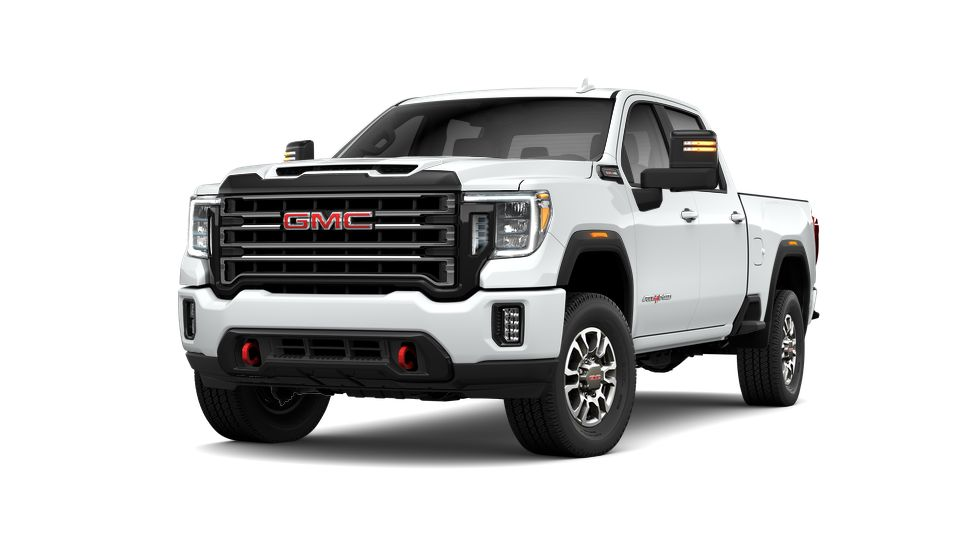 2021 GMC Sierra 2500HD Vehicle Photo in Altus, OK 73521