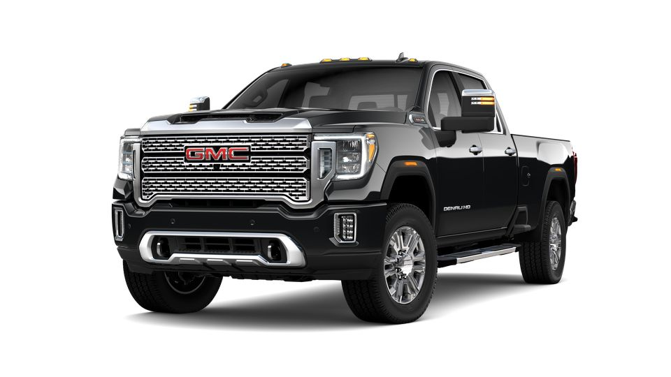 2021 GMC Sierra 2500HD Vehicle Photo in Painesville, OH 44077