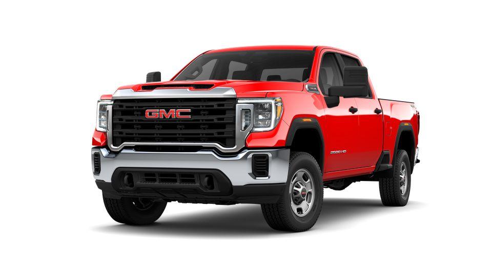 2021 GMC Sierra 2500HD Vehicle Photo in SELMA, TX 78154-1459