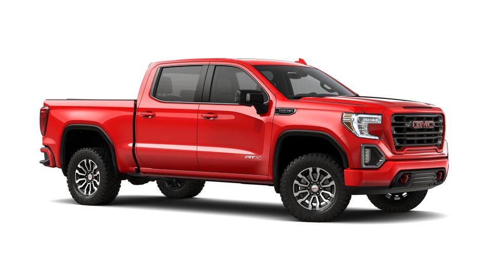 houston cardinal red 2021 gmc sierra 1500: new truck for sale