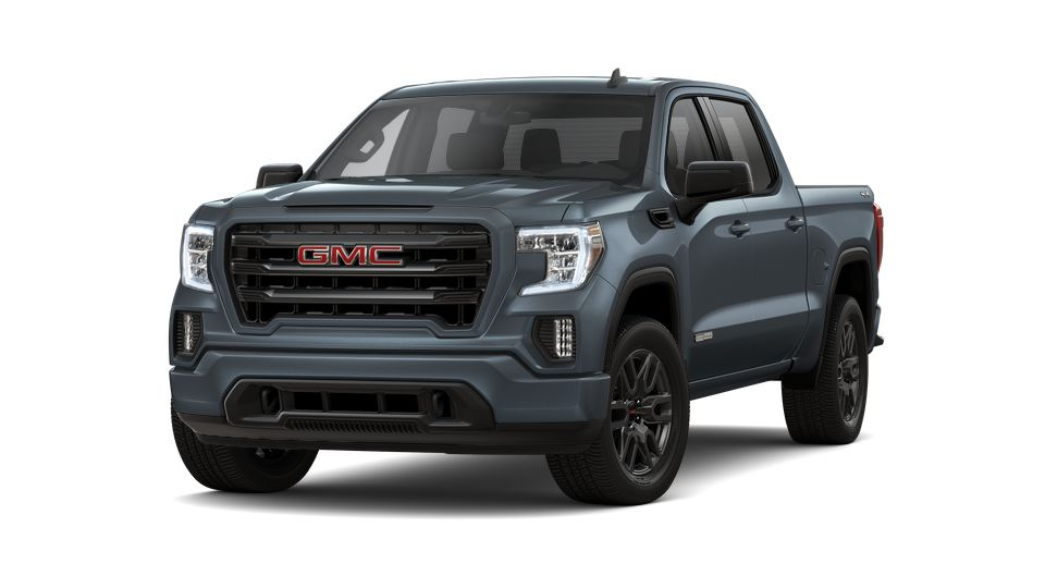 New 2021 Gmc Sierra 1500 Elevation In Dark Sky Metallic For Sale In Saint John New Brunswick Mz124743