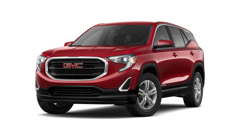 2021 GMC Terrain Vehicle Photo in Jasper, IN 47546