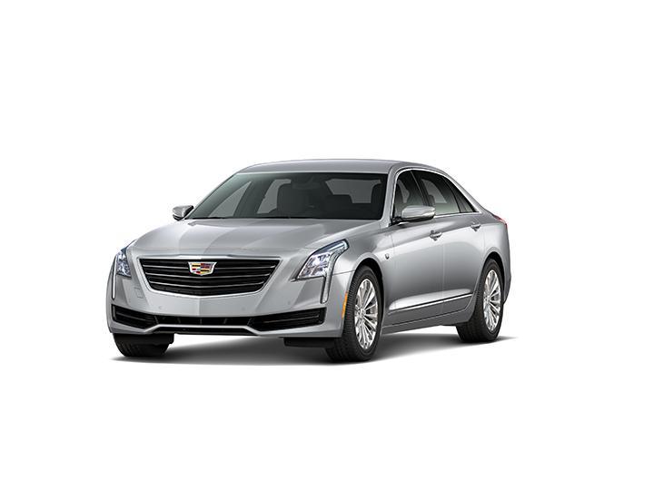 Visit the Alderson Cadillac Showroom in Lubbock