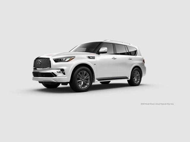 2020 INFINITI QX80 Vehicle Photo in Appleton, WI 54913