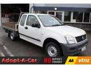 2005 Holden Rodeo