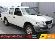 2002 Holden Rodeo