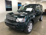 2012 Land Rover Discovery4