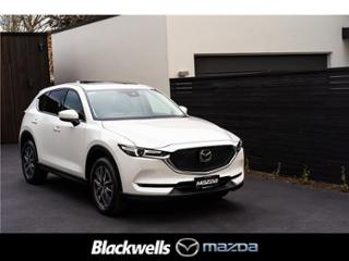 Mazda Cx 5 Suv Limited Awd 2 5 Auto Snowflake White 2019 For Sale
